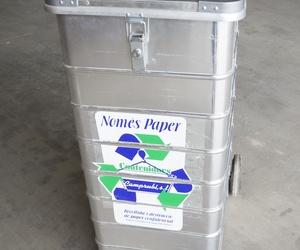 Destrucción y reciclaje de documentos
