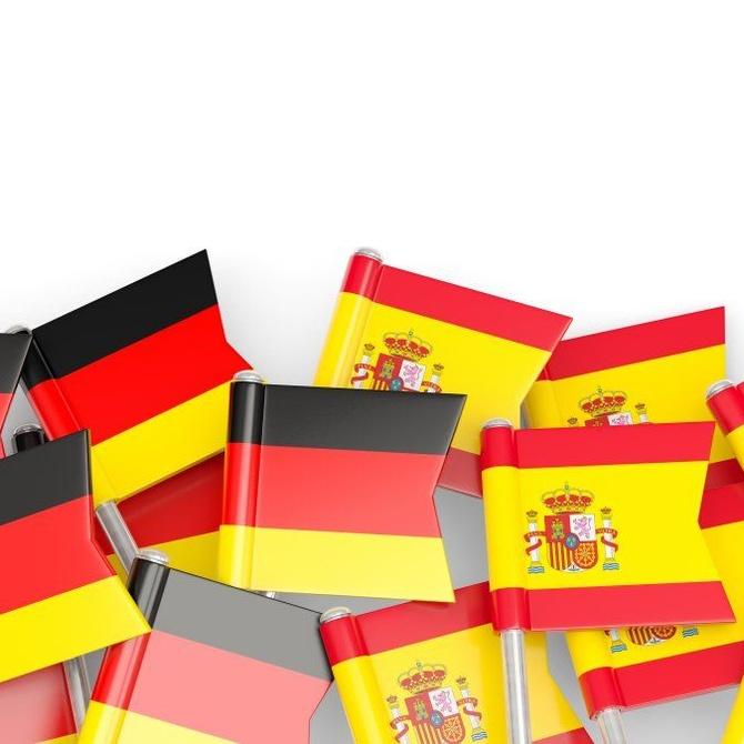 El falso mito de que el alemán es difícil