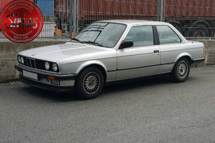 BMW E30 - TaTechnix Coilovers }}