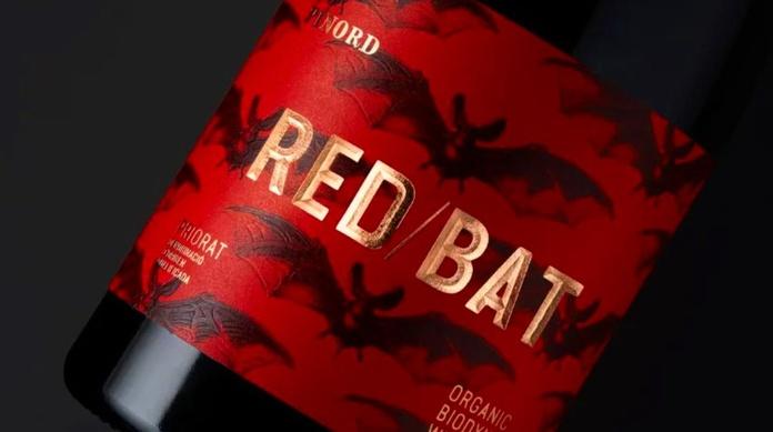 PRIORAT RED BAT ORGÁNICO BIODINÁMICO:  de ANTONIO TOBAJAS,S.L.