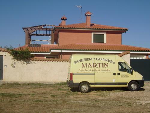 Fotos de Carpintería en Santa Cristina de la Polvorosa | Ebanistería y Carpintería Martín