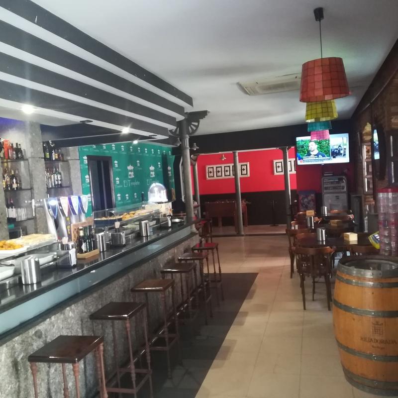 Para beber: Especialidades de Café - Bar El Templete