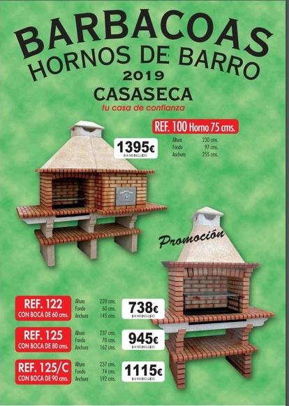 Barbacoas y Hornos: Catálogo de Chimeneas Mado