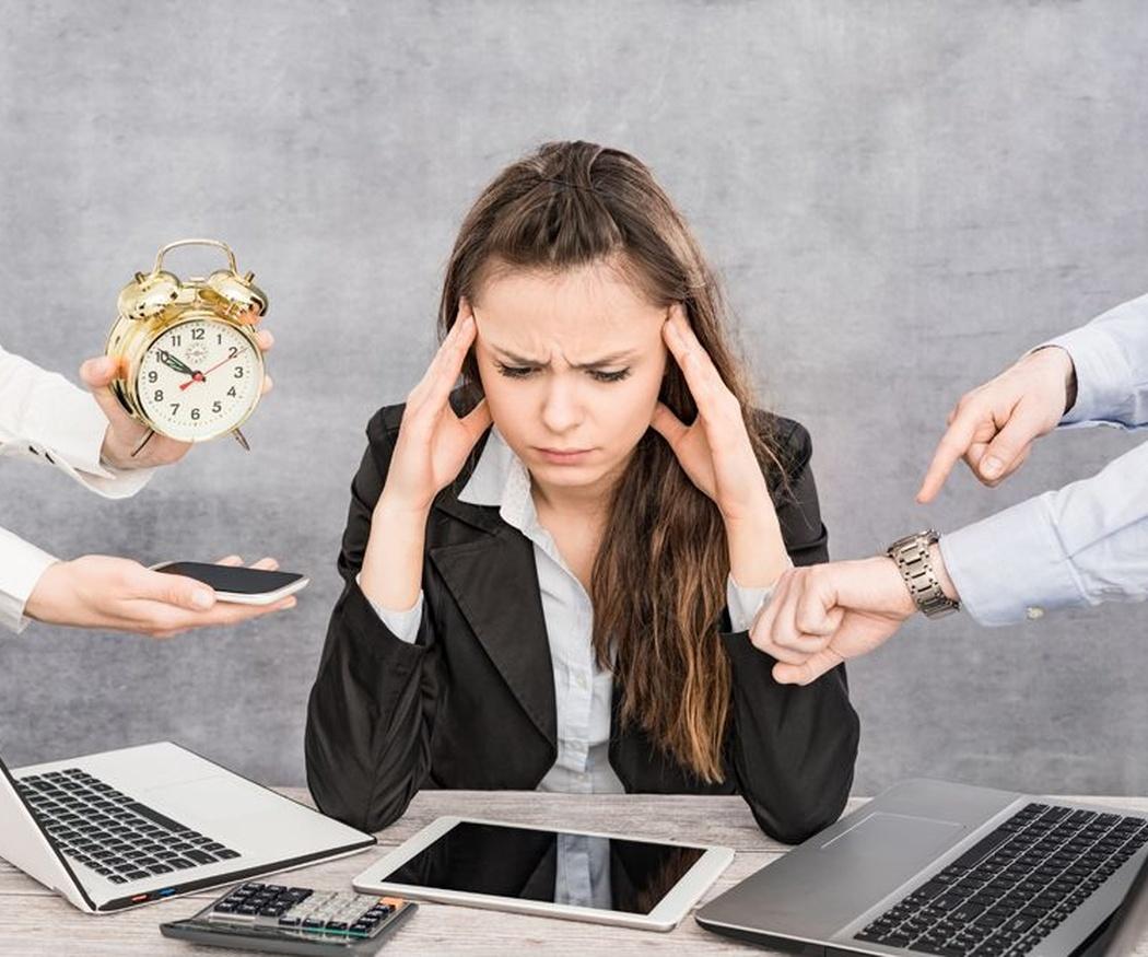 El estrés también afecta a tu piel