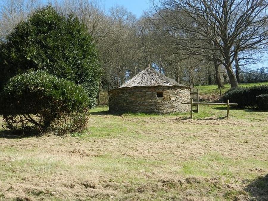 Los tejados de paja en la antigüedad