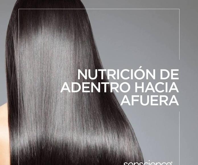 Tratamiento antiedad para el cabello: Servicios of Peluquería Cristina
