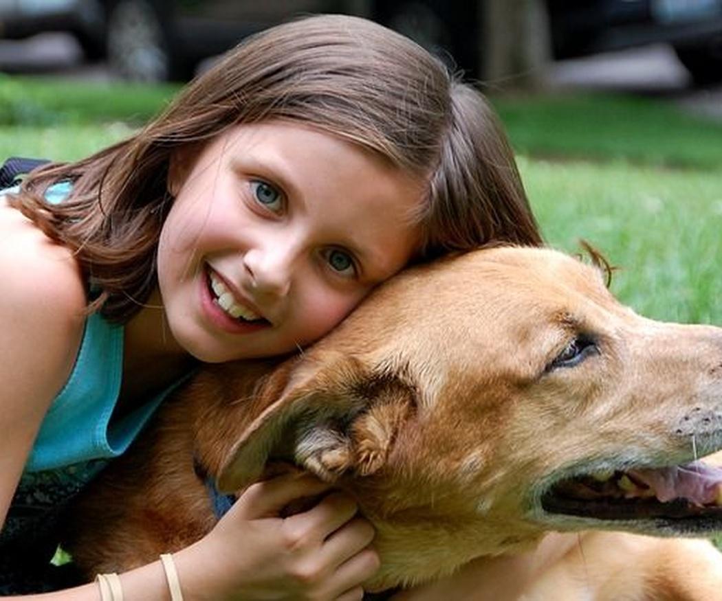 Cómo beneficia a los niños cuidar de una mascota