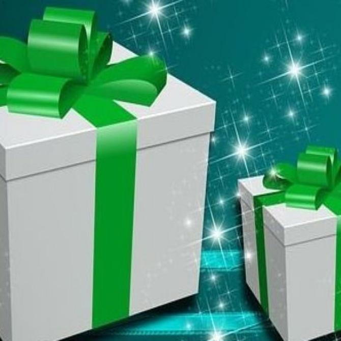 Cajas para la Navidad y otros momentos especiales