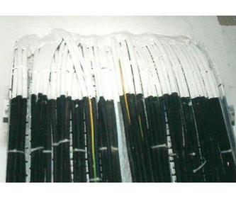 Franja Cortafuegos de cubierta: Productos y Servicios de Isospray Levante