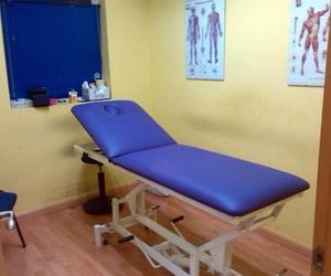 Tapizado clínico con telas de alta resistencia y tratamientos especiales