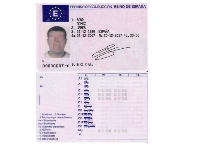 ¿Cuánto cuesta renovar el carnet de conducir?
