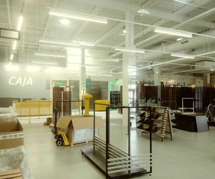 Realización tienda Sprinter Lorca (Murcia) y Roquetas (Almeria). 3