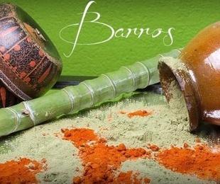 Coloración natural: barros, hennas y tierras