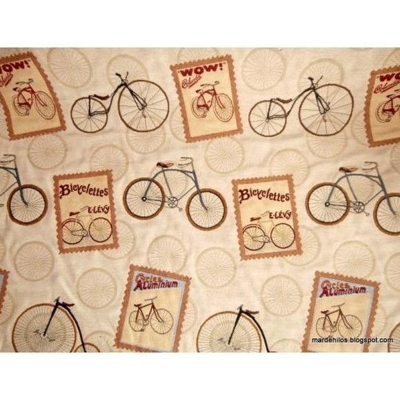 Loneta bicis: Productos de Mar de Hilos