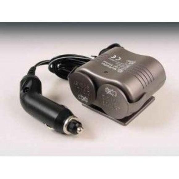 Adaptador triple mechero con cable 1m - 2h: Catálogo de Probas