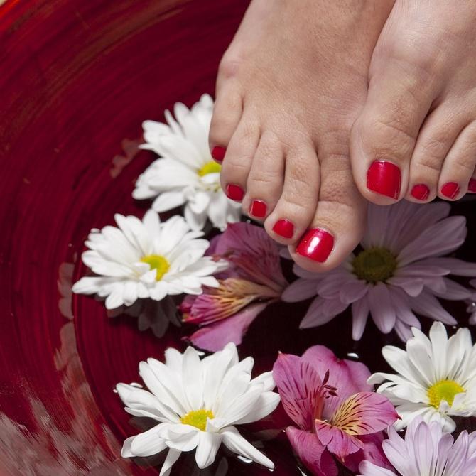 Cuidados de los pies en invierno