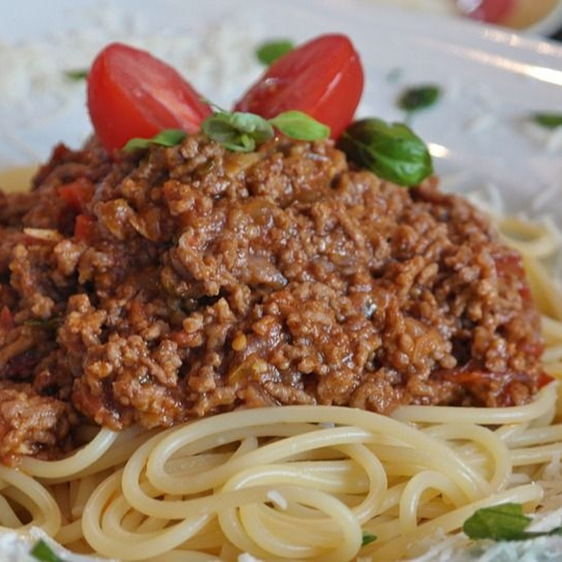 Pasta y arroces: Nuestros Platos de Restaurant & Lounge M&B