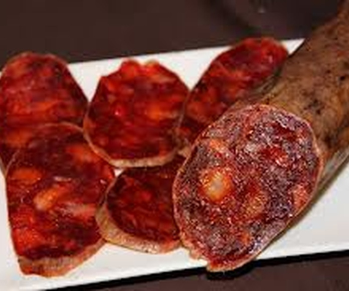 Chorizo picado de lomo: Catálogo de López Pascual