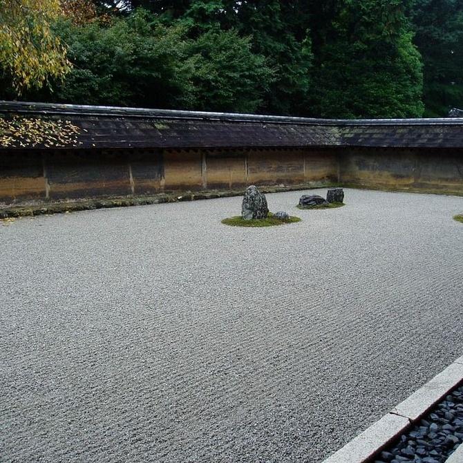 El jardín zen: un tesoro de oriente