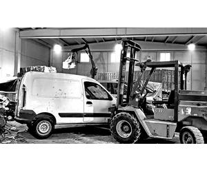 Todos los productos y servicios de Reciclaje de residuos: Recuperaciones A. Sánchez