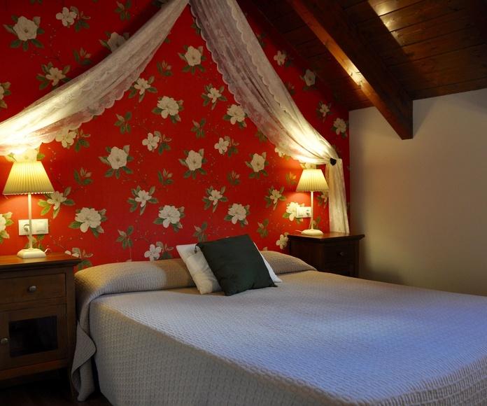 Dormitorio Ordesa