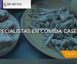 Restaurante de comida casera en Mesía | Bar Casa Mosquera