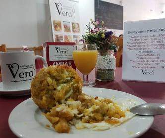 Para picar: Carta de Vera Restaurante