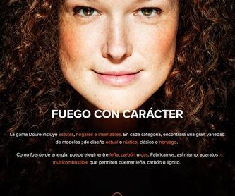 SAEY: Catálogo de Chimeneas Ferrol