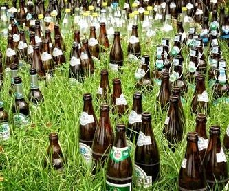Gestoría medioambiental: Servicios de Recuperación y Reciclaje de Vidrio S.L.