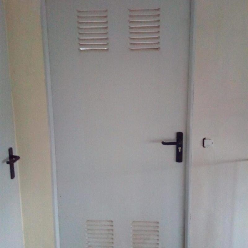 Puertas cortafuegos: Productos de Rovifer