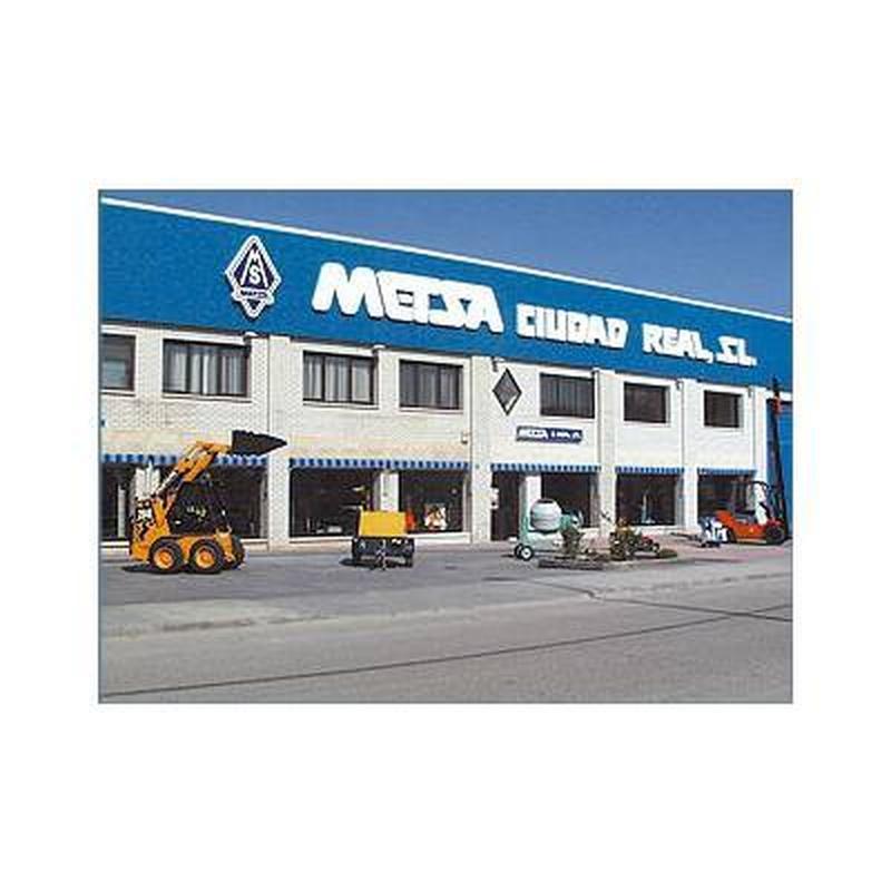 Alquiler: Servicios de Metsa Ciudad Real, S.L.