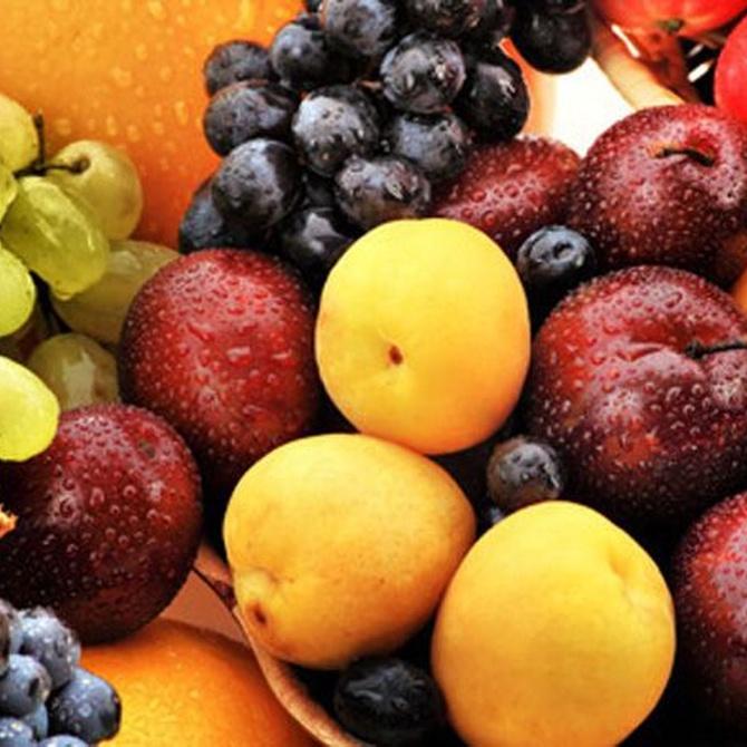 Beneficios de la fruta en la dieta diaria