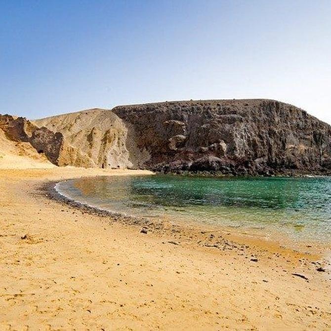 Un viaje en catamarán a las playas de Papagayo en Lanzarote