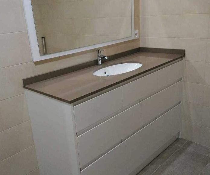 Muebles de baño Santiago de Compostela