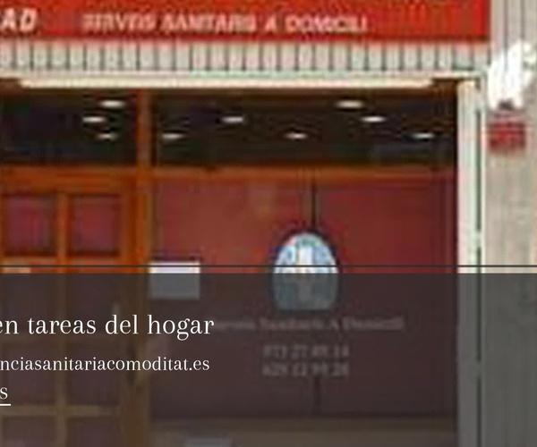 Asistencia sanitaria en Lleida | Comoditat al Malalt, S.L.