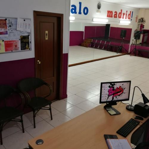 Escuela de baile en Madrid Centro | Báilalo Madrid