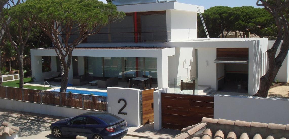 Construcción de viviendas y chalets en Pozuelo de Alarcón