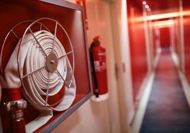 Protección contra incendios y electricidad