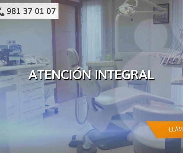 Implantes dentales en Ferrol
