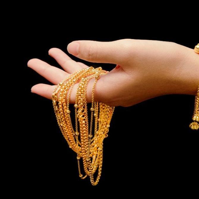 Oro como complemento estrella