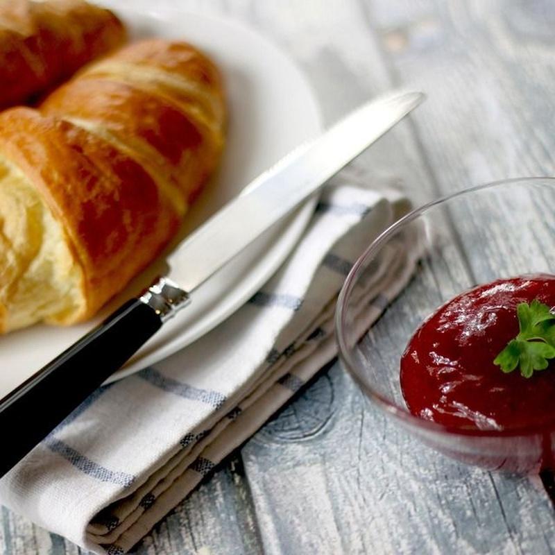 Carta de desayunos: Nuestra carta de Restaurante Levante