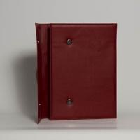 CARPETA DE MANO PD-00155: Catálogo de M.G. Piel Moreno y Garcés