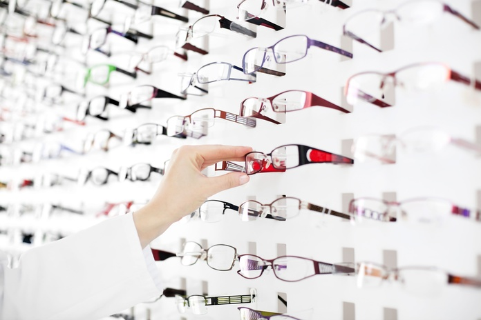 Gafas graduadas: Servicios de Óptica Vistalegre