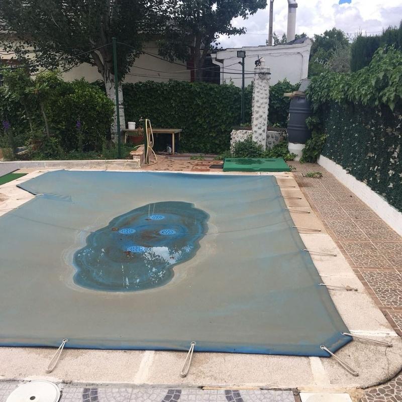 Venta de chalet en Las Lagunas de Villafranca: Inmuebles Urbanos de ANTONIO ARAGONÉS DÍAZ PAVÓN