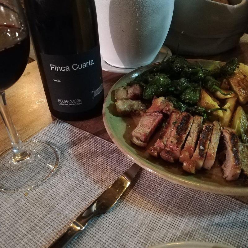 Carnes asadas a la parrilla: Carta de Restaurante O Campanario