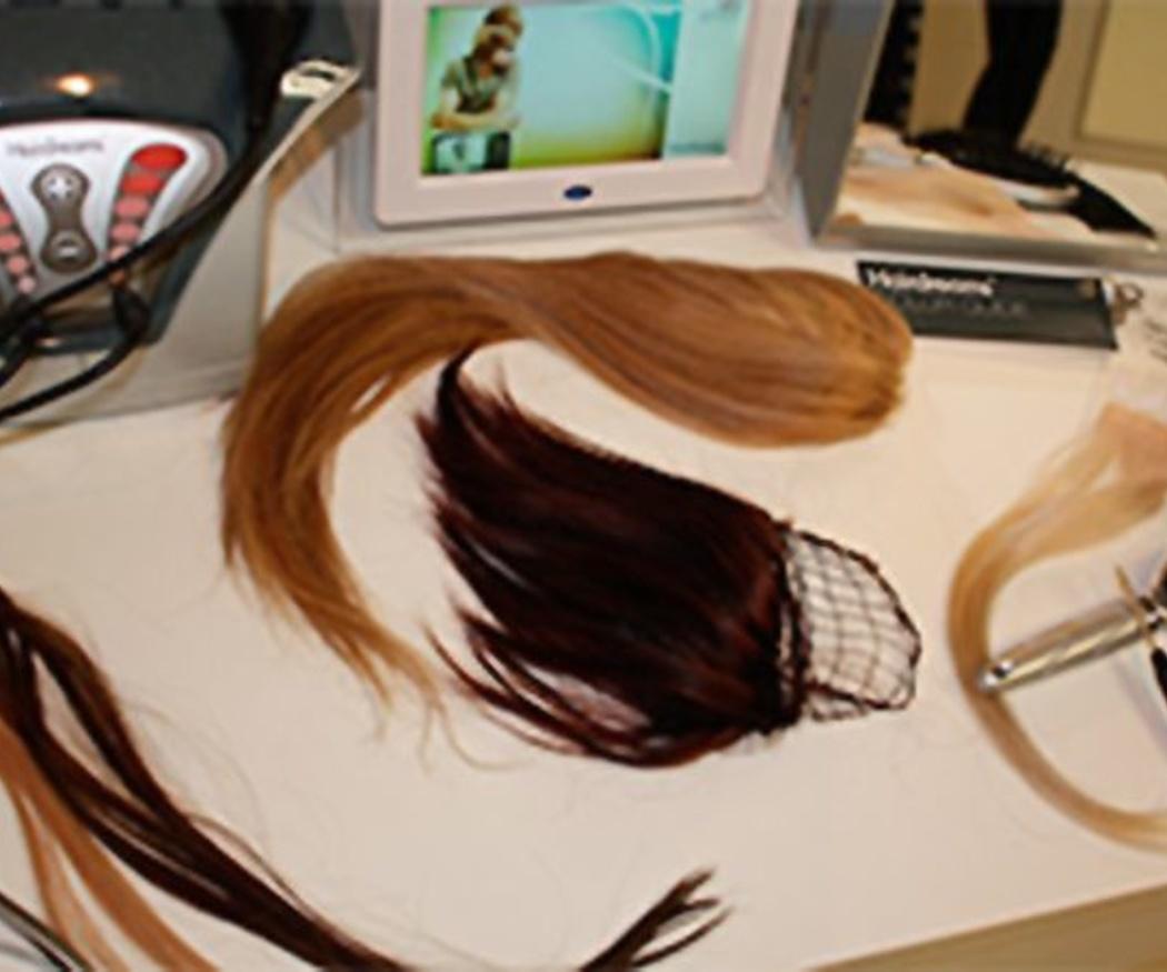 Microlíneas, la mejor solución para dar volumen a tu cabello