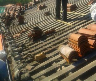 Reparar goteras en tejado de Santander-Cantabria