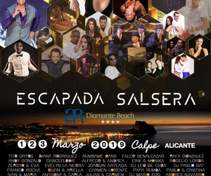 ESCAPADA SALSERA CALPE 2019
