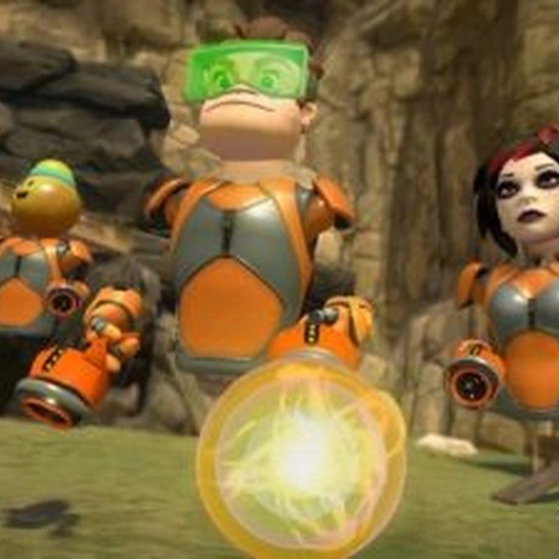 Smashbox Arena: Juegos de Coruña Virtual Games