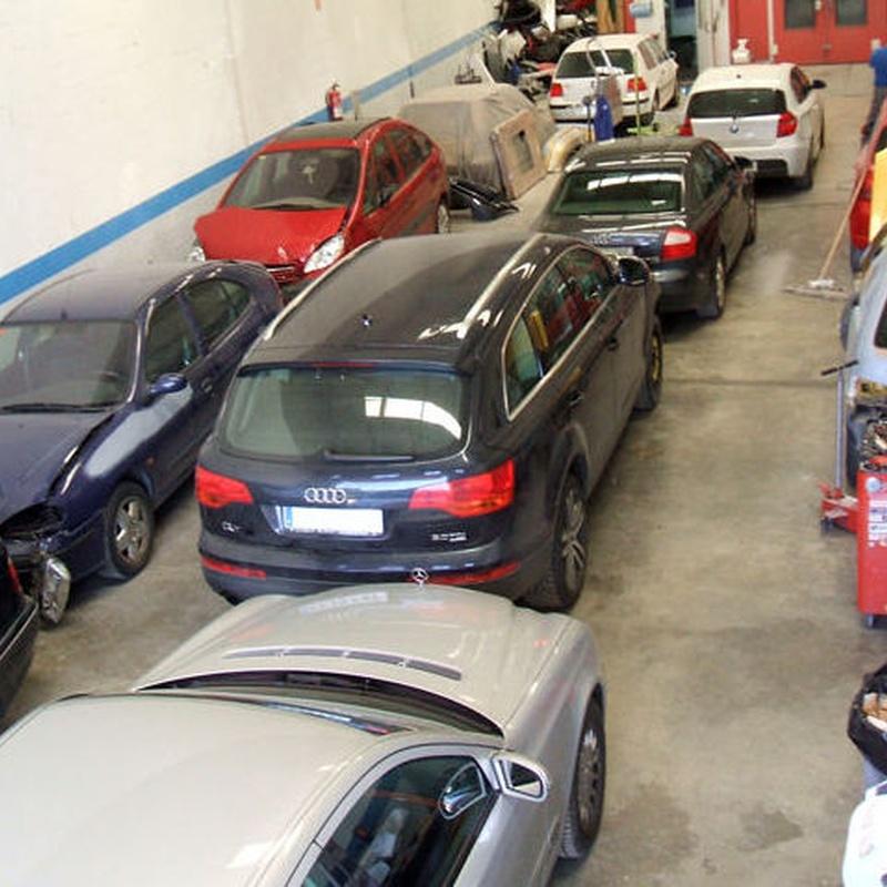 Coche de sustitución: Servicios de Auto Plancha Piera